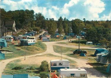 """CPSM FRANCE 14 """"Cabourg, camping plage """""""