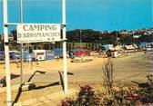 "14 Calvado CPSM FRANCE 14 ""Arromanches, le camping """