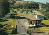 "15 Cantal CPSM FRANCE 15 ""Aurillac, camping de l'Ombrade"""