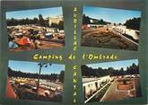 "15 Cantal CPSM FRANCE 15 ""Aurillac, camping de l'Ombrade """