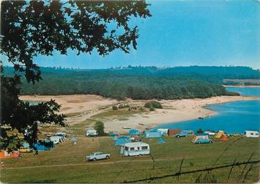 "CPSM FRANCE 15 ""Renac plage"" / CAMPING"