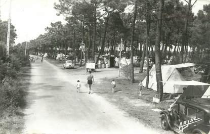 """CPSM FRANCE 17 """"Ile d'Oléron, Boyardville, le camp d'Essi"""""""