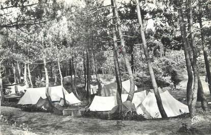 """CPSM FRANCE 17 """"Ile d'oléron, le camping"""""""