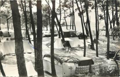 "CPSM FRANCE 17 ""Saint Palais, camping"""