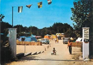 """CPSM FRANCE 17 """"Ile de ré, Rivedoux, le camping des Tamaris"""""""