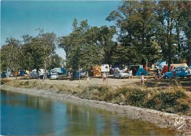 """CPSM FRANCE 17 """"Ile d'Oléron, camping sur l'ile"""""""
