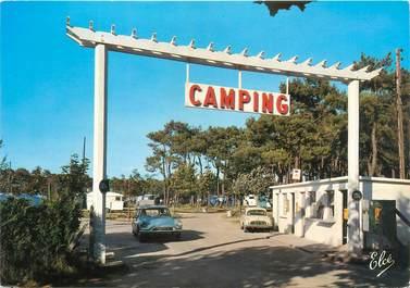 """CPSM FRANCE 17 """"Fouras, l'entrée du Camping"""""""