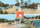 """17 Charente Maritime CPSM FRANCE 17 """"Port des Barques, camping de la Garenne"""""""
