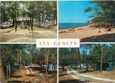 """17 Charente Maritime CPSM FRANCE 17 """"Ronce Les Bains, camping Les Genets"""""""