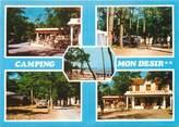 """17 Charente Maritime CPSM FRANCE 17 """"Ronce Les Bains, camping mon désir"""""""