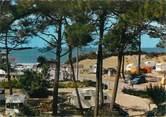 """17 Charente Maritime CPSM FRANCE 17 """"Saint Georges de Didonne, bois Soleil, camping"""""""