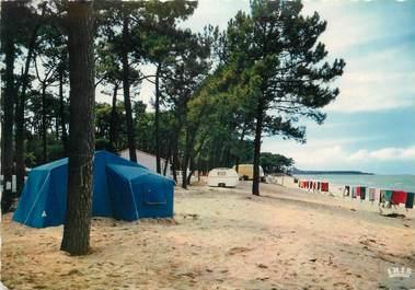 """CPSM FRANCE 17 """"Ronce Les Bains, plage camping de la Cèpe"""""""
