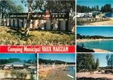 """17 Charente Maritime CPSM FRANCE 17 """"Vaux sur Mer, le camping municipal """""""