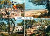 """17 Charente Maritime CPSM FRANCE 17 """"Saint Georges de Didonne, bois Soleil"""" / CAMPING"""