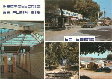 """CPSM FRANCE 17 """"Saint Palais sur Mer, camping du Logis"""""""