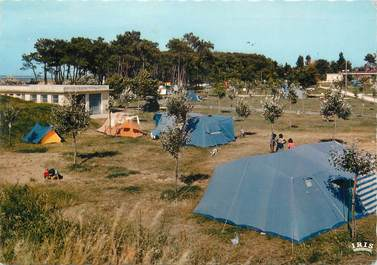 """CPSM FRANCE 17 """"Fouras, camping"""""""