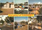 "17 Charente Maritime CPSM FRANCE 17 ""Fouras, camping le Cadoret"""