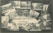 "75 Pari CPA FRANCE 75020 ""Paris"""