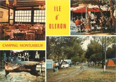 "CPSM FRANCE 17 ""Saint Georges, camping Montlabeur"""