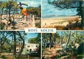 """17 Charente Maritime CPSM FRANCE 17 """"Saint Georges de Didonne, camping Bois Soleil """""""