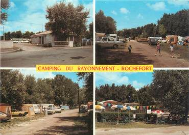 """CPSM FRANCE 17 """"Rochefort, camping du rayonnement"""""""