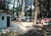 """17 Charente Maritime CPSM FRANCE 17 """"Thairé d'Aunis, camping Le Pontreau"""""""