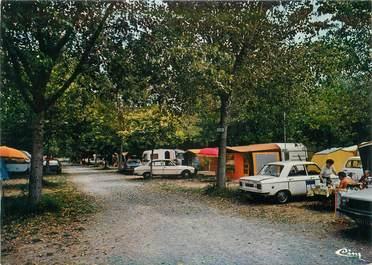 """CPSM FRANCE 17 """"Châtelaillon plage, camping Les Boucholeurs"""""""