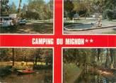 """17 Charente Maritime CPSM FRANCE 17 """"Courcon d'Aunis, camping du Mignon"""""""
