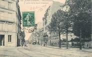 """75 Pari CPA FRANCE 75016 """"Paris, Rue Poussin prise de la Gare d'Auteuil"""""""
