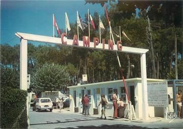 """CPSM FRANCE 17 """"Fouras, entrée du camping municipal"""""""