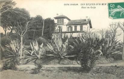 """/ CPA FRANCE 83 """"Saint Cyr, Les lecques, hôtel du golfe"""""""