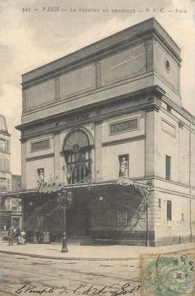 """CPA FRANCE 75015 """"Paris, le Théâtre de Grenelle"""""""