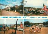 """17 Charente Maritime CPSM FRANCE 17 """"Ile d'Oléron, Domino"""" / CAMPING"""