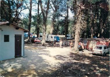 """CPSM FRANCE 17 """"Thairé d'Aunis, camping le Pontreau"""""""