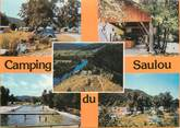 "19 Correze CPSM FRANCE 19 ""Camping du Saulou """