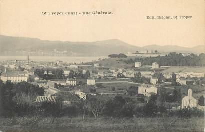 """/ CPA FRANCE 83 """"Saint Tropez, vue générale"""""""