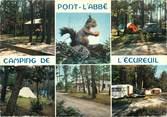 """29 Finistere CPSM FRANCE 29 """"Pont l'Abbé, camping de l'écureuil"""""""
