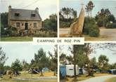 "29 Finistere CPSM FRANCE 29 ""Pont Aven, camping de Roz Pin"""