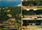 "29 Finistere CPSM FRANCE 29 ""Douarnenez, camping, ferme de Kerleyou"""