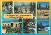 """29 Finistere CPSM FRANCE 29 """"Quimper, Castel Camping de l'orangerie de Lanniron"""""""
