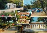 "30 Gard CPSM FRANCE 30 ""Massilargues Attuech, camping le Fief"""