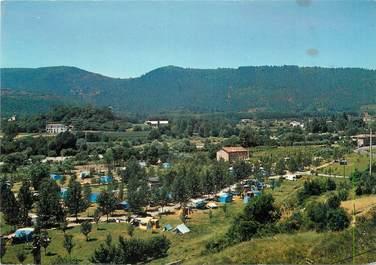 "CPSM FRANCE 30 ""Anduze, le camping Pradal"""