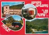 "30 Gard CPSM FRANCE 30 ""Mialet, camping Les Plans"""