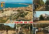 """30 Gard CPSM FRANCE 30 """"Le Grau du Roi, camping des Pins"""""""