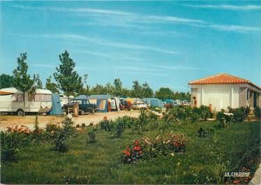 """/ CPSM FRANCE 34 """"Vias sur Mer, camping Hélios"""""""