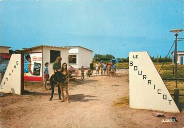 """/ CPSM FRANCE 34 """"Vias, camping Le Bouricot"""""""