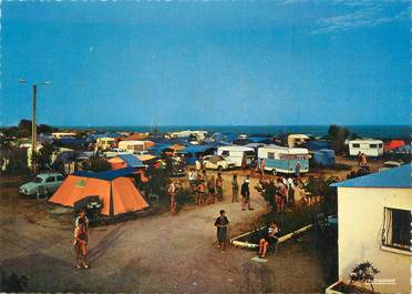 "/ CPSM FRANCE 34 ""Frontignan, camping le Soleil"""