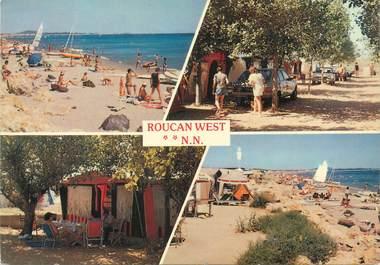 "/ CPSM FRANCE 34 ""Vias sur Mer, camping Roucan West"""