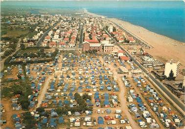 """/ CPSM FRANCE 34 """"Valras plage"""" / CAMPING"""