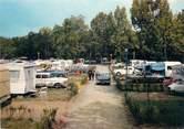 """40 Lande / CPSM FRANCE 40 """"Dax, camping caravaning Les Chênes du bois de Boulogne"""""""